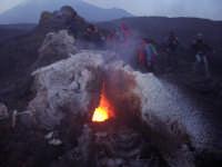 la colata  - Etna (3030 clic)