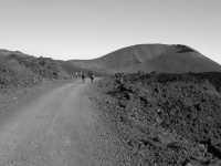 a spasso sul cratere  - Etna (1841 clic)