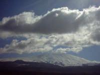 vista dell'Etna da contrada Difesa Bronte  - Bronte (2588 clic)