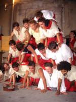 Sbandieratori festa medievale   - Buccheri (3818 clic)