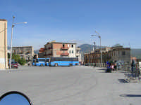 Il belvedere e fermata degli autobus.  - Bivona (4157 clic)