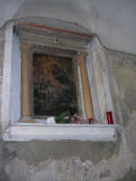Via arco vuoto.Dipinto di S.Antonino.  - Chiusa sclafani (1488 clic)