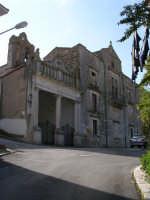 Chiesa di S.Leonardo. (Collegio)  - Chiusa sclafani (2406 clic)
