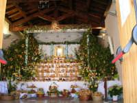 Lavatoio regina Elena. Altare di S.Giuseppe.  - Campofiorito (8432 clic)