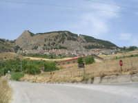 Veduta di Castronovo.  - Castronovo di sicilia (4198 clic)