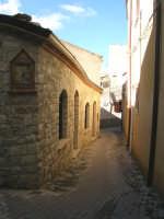 Strada del centro storico.Quartiere Madunnuzza.  - Chiusa sclafani (1403 clic)