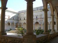 S.Maria del Bosco.Particolare del chiostro.  - Contessa entellina (2995 clic)