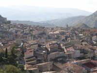 Panoramica sui tetti di Chiusa.  - Chiusa sclafani (1719 clic)