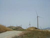 Parco eolico (attualmente in costruzione).  - Campofelice di fitalia (3627 clic)