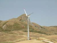 Parco eolico (attualmente in costruzione).  - Campofelice di fitalia (6249 clic)