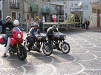 Moto-Giro d'Italia moto d'epoca.Tappa a Chiusa Sclafani 20/05/2007.  - Chiusa sclafani (1330 clic)