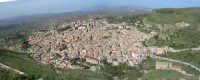 Panorama di Corleone visto dalla rocca.  - Corleone (5259 clic)
