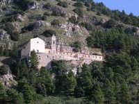 Veduta del Santuario Madonna del Balzo.  - Bisacquino (5359 clic)