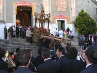 Festa del SS.Crocifisso 2006.La Vara del SS.Crocifisso:  - Chiusa sclafani (7767 clic)