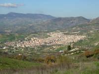 Panoramica su Burgio.  - Burgio (4351 clic)