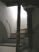 Interno della Badia.  - Chiusa sclafani (5576 clic)