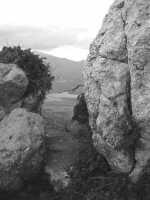 Scorcio della diga Raia.  - Prizzi (4052 clic)