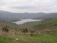 Veduta della diga Castello.  - Bivona (4544 clic)