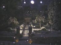 Il Calvario(di notte).  - Bisacquino (5505 clic)
