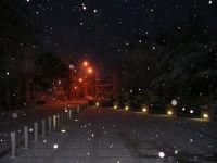 Via Calvario (di notte).  - Bisacquino (4951 clic)