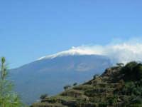 l'etna vista da Centuripe   - Etna (2127 clic)