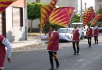 Festival del Folclore Giovanile 2004 Organizzato dall'Ass. Leoni reali gruppo Sbandieratori e musici di camporotondo  - Camporotondo etneo (2835 clic)