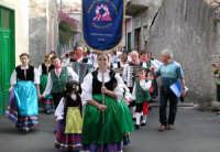 Festival del Folclore Giovanile 2004 Organizzato dall'Ass. Leoni Reali Gruppo Sbandieratori e Musici di Camporotondo  - Camporotondo etneo (2861 clic)