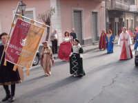 Corteo Storico del gruppo Sbandieratori e Musici Leoni Reali di Camporotondo Etneo (CT)  - Belpasso (1925 clic)