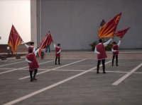 Esibizione degli Sbandieratori Leoni Reali di Camporotondo Etneo (CT).  - Belpasso (2994 clic)