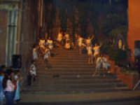 Balletto Medievale. Festa del Ducato 2005 gruppo Sbandieratori e Musici Leoni Reali Camporotondo Etneo.  - Camporotondo etneo (1713 clic)