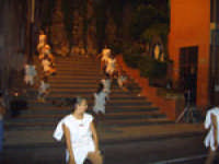 Balletto Medievale. Festa del Ducato 2005 gruppo Sbandieratori e Musici Leoni Reali Camporotondo Etneo.   - Camporotondo etneo (2852 clic)