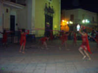 Balletto La Magara. Festa del Ducato 2005 gruppo Sbandieratori e Musici Leoni Reali Camporotondo Etneo.  - Camporotondo etneo (2720 clic)