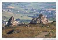 Le montagne rocciose agrigentine  - Agrigento (3455 clic)