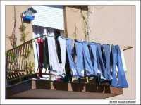 Balcone ... jeans  - Agrigento (2355 clic)
