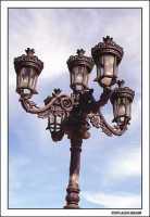 Lampione antico  - Agrigento (3126 clic)