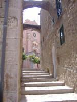 Particolare Chiesa Madre   - Collesano (4490 clic)