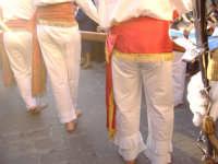 Particolare processione S.S. Crocifisso  - Lascari (7758 clic)
