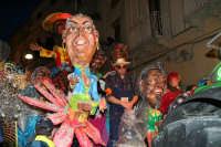 CARNEVALE REGALBUTESE 2007 - CARRO ALLEGORICO -  FOTO BY SOZZI FILIPPO  - Regalbuto (5168 clic)