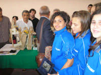 FEDERAZIONE ITALIANA PALLAVOLO - Finali Provinciali cat. under 13 Gibellina 2 giugno 2006.  - Gibellina (3864 clic)