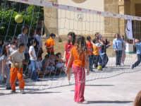 Piazza della Repubblica - 10 maggio 2007 - festa dell'1,2,3...minivolley  - Mazara del vallo (1942 clic)