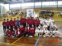 Minivolley 26 maggio 2013 Festa del Minivolley - A.D. Polisportiva Castellammare e Volley Club Salemi.  - Castellammare del golfo (1451 clic)