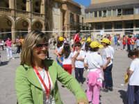 Piazza della Repubblica - 10 maggio 2007 - festa dell'1,2,3...minivolley  - Mazara del vallo (2056 clic)