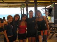 Summer Cup 2005 - beach volley giovanile - 1-2-3 luglio 2005 - La formazione della Polisportiva Castellammare.  - Triscina (4223 clic)