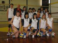 Campionati Studenteschi - Ist. Aut. Compr. Rocca -volley femminile- aprile 2007  - Alcamo (1795 clic)