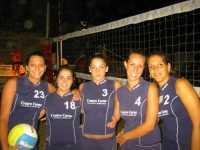 29 agosto 2009 - Le atlete della Polisportiva Castellammare alla festa dello sport di Leonforte (EN)  - Castellammare del golfo (2836 clic)