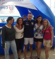 Il team del Mondial Enna alla Coast Cup 2009 - Castellammare Golfo (TP) 7-11 luglio   - Enna (4729 clic)