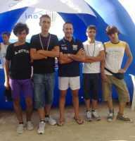 Il team del Mondial Enna alla Coast Cup 2009 - Castellammare Golfo (TP) 7-11 luglio   - Enna (4777 clic)