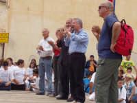 FAVIGNANA 2005- 1,2,3...Volley - Manifestazione Scolastica Provinciale.La cerimonia di premiazione.  - Favignana (2615 clic)