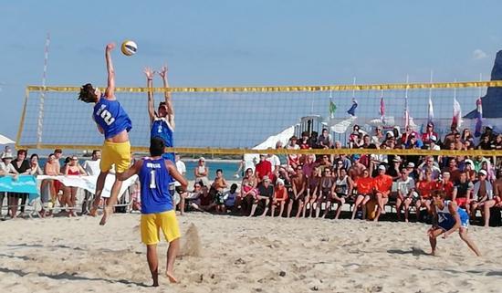 Mondiale ISF beach volley -  - inserita il 30-Jan-20