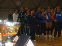 Torneo di Capodanno - 4 gennaio 2009 -  Triangolare volley femminile - squadre partecipanti : Tricolore team volley Marsala - Centro Carne Castellammare ed Intermedia Salemi.  - Salemi (4166 clic)